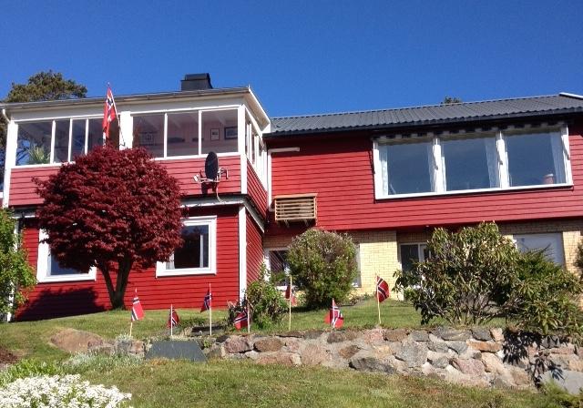 Kåre Andersen hus er blitt oljefritt