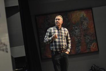 Knut Olav Knudsen foredragsholder