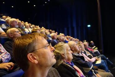 Publikum Informasjonsmøte Asker