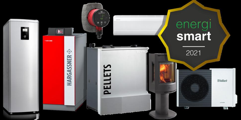 Energismarte produkter